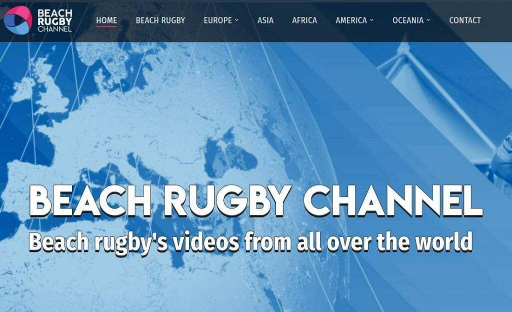 BEACHRUGBY CHANNEL